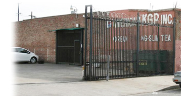 Our warehouse in downtown Los Angeles, CA. Please come and visit!