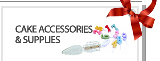 cake accessories and supplies